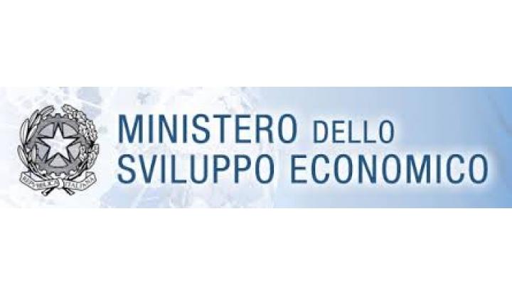 MINISTERO DELLO SVILUPPO ECONOMICO - COMUNICAZIONE